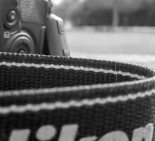 Nikon Sticker