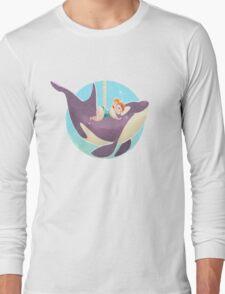 Orca Love Long Sleeve T-Shirt