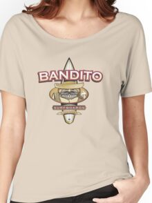 Bandito Surfboards Women's Relaxed Fit T-Shirt