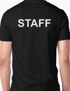 Staff Unisex T-Shirt