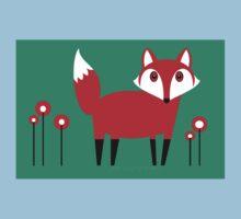 FOX VISIT #1 Baby Tee