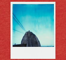 Polaroid of Rio de Janeiro's Sugarloaf Tri-blend T-Shirt