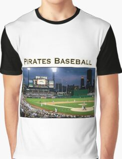 Pirates Baseball Graphic T-Shirt