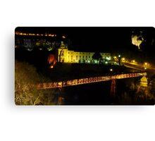 Cuenca - Puente de San Pablo Canvas Print