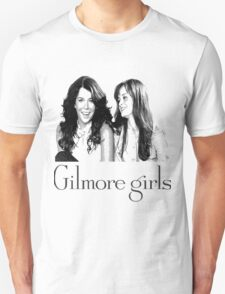 gilmore girls-Lorelai & Rory T-Shirt