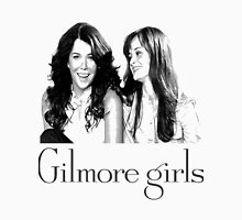 gilmore girls-Lorelai & Rory Womens Fitted T-Shirt
