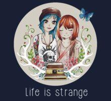 Life is strange - Chloe and Max Kids Tee
