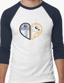 Druids Men's Baseball ¾ T-Shirt