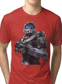 Master Chief Tri-blend T-Shirt