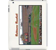 Baltimore Baseball iPad Case/Skin