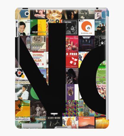 No (Album Covers background) iPad Case/Skin