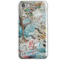 Earth Dance  iPhone Case/Skin
