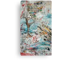 Earth Dance  Canvas Print