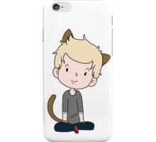 Niall Horan as a Cat iPhone Case/Skin
