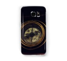 Compass Dark Original Samsung Galaxy Case/Skin