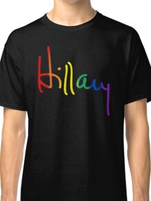 LGBT for Hillary Classic T-Shirt