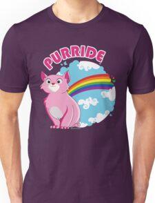 Gay Purrride Unisex T-Shirt