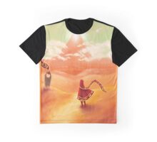 Journey - I Was Born For This Graphic T-Shirt