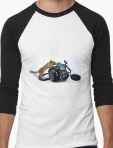The Kodak Guy Men's Baseball ¾ T-Shirt