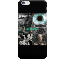 Livvy Blackthorn iPhone Case/Skin