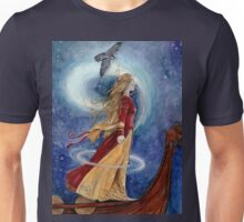 The Goddess Freyja - Shapeshifter Unisex T-Shirt