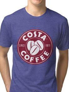 Costa Coffee Tri-blend T-Shirt