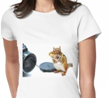 ...Surprise!! Womens Fitted T-Shirt