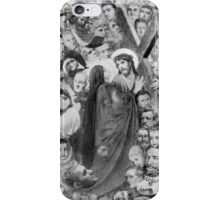 Watchers On the Road To Calvary. iPhone Case/Skin