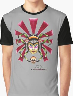 Spider Lady Graphic T-Shirt
