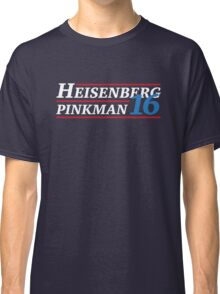 Election 2016 - Heisenberg & Pinkman Classic T-Shirt
