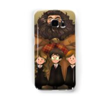 Harry Potter and Friends Samsung Galaxy Case/Skin