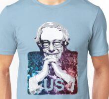US (Transparent) - Bernie Sanders Art Unisex T-Shirt