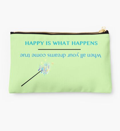 Happiness  Studio Pouch