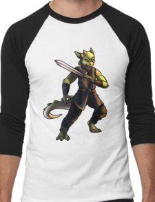 Kobold Warrior Men's Baseball ¾ T-Shirt