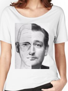 Ted Cruz is the Zodiac Killer Women's Relaxed Fit T-Shirt