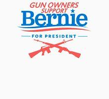 Gun Owners Support Bernie For President Unisex T-Shirt