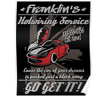 Franklin Hotwiring Services Poster