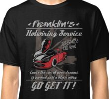 Franklin Hotwiring Services Classic T-Shirt