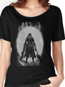 Bloodborne Soldier  Women's Relaxed Fit T-Shirt