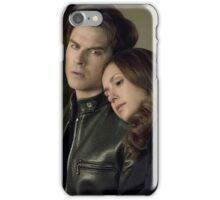 Delena - Damon and Elena iPhone Case/Skin
