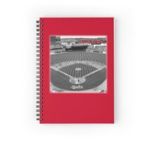 Cincinnati Baseball Spiral Notebook