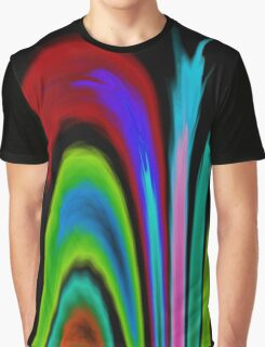 Solar Flames Graphic T-Shirt