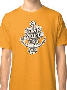 The Rusty Anchor Bar Classic T-Shirt