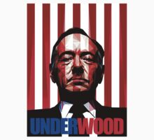 Frank Underwood  One Piece - Long Sleeve