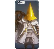 Bloodborne Alfred  iPhone Case/Skin