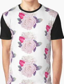 Floral Still Life Graphic T-Shirt