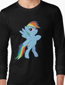 Rainbow Dash Proud Long Sleeve T-Shirt