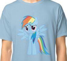 Rainbow Dash Blush Classic T-Shirt