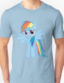 Rainbow Dash Blush T-Shirt