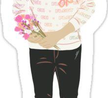 Flower Yamaguchi Sticker